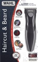Wahl 9639-816 Haircut & Beard Akku-Haarschneider