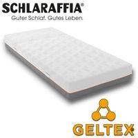 Schlaraffia GELTEX Quantum Touch 200 TFK Matratze & Gel, Härtegrad:H3, Größe:100x200 cm