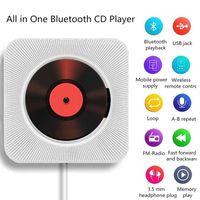Wand-CD-Player, Wiederholungs-CD-Player, Bluetooth-CD-Player, Radio