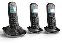 Blaupunkt Blaupunkt Option TAM TRIO Dect Telefon Trio Set inkl. Anrufbeantworter