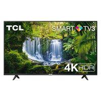 TCL 4K Ultra HD LED TV 126cm (50 Zoll) 50P610, Triple Tuner, HDR10, Smart TV