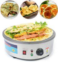 2800W 45CM Crepesgerät Crepes Maker Machine Crepesplatte Gastronomie Crepesmaker Hohe Qualität SX-450P