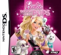 THQ Barbie: Groom and Glam Pups