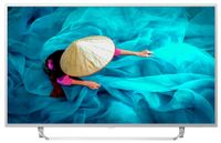 Philips 65HFL6014U 164 cm (65 Zoll) 4K Ultra HD LCD-Fernseher, LED-Backlight, 50 Hz, DVB-T/-T2/-C Empfänger, HbbTV, Internetfähig, WLAN, Webbrowser, App-Store Anbindung, CI+, +, 154 kWh/Jahr