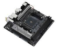 ASRock A520M-ITX/ac - AMD - Socket AM4 - AMD Ryzen 3 3rd Gen - 3rd Generation AMD Ryzen 5 - 2nd Gene