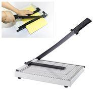 Profi A4, B5, A5, B6, B7 Papierschneider Hebelschneider Fotopapier Schneidemaschine