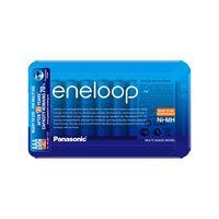 Panasonic eneloop Akku AAA - eneloop storage case - 8 pieces (BK-4MCCE/8LE)