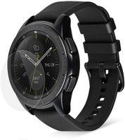 SCRATCHSTOPPER PRO für Galaxy Watch Active 2, Fitbit Sense & Versa 3 (2er Pack), Farbe:Transparent, kompatibel mit:Galaxy Watch Active 2 (40 mm)