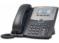 Cisco SPA 504G Telefon, Rufnummernanzeige, Freisprechfunktion, Ethernet