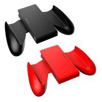 PowerA Nintendo Switch Joy-Con Comfort Grip, Farbe:Schwarz
