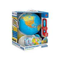 Clementoni 69492 - Galileo - Weltentdecker, Interaktiver Globus mit App
