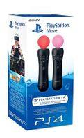 Sony PS4 Move Motion Controller (Twin Pack)