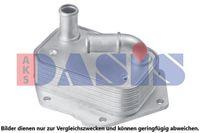 AKS DASIS Ölkühler Motoröl für LAND ROVER FREELANDER 2 FA_