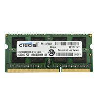 Crucial 4GB DDR3 1600MHz RAM CL11 SO-DIMM