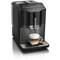 Siemens Kaffeevollautomat EQ.300 extraKlasse schwarz (Glas) TI355F09DE