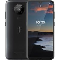 Nokia 5.3 Smartphone 64GB 3GB RAM 6,55 Zoll Android LTE/4G Quad-Kamera Charcoal