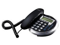 Topcom TE-6603 T41 Telefon, Rufnummernanzeige, Freisprechfunktion