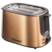 Bestron Toaster Copper Collection ATS1000CO 1000W