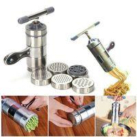 Edelstahl Nudelmaschine Pastamaschine Frische Spaghetti Pasta Lasagne Maker
