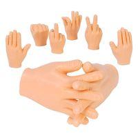 8 Stück Fingerpuppe Mini Finger Hände