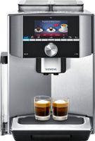 Siemens TI907201RW, Espressomaschine, 2,3 l, Kaffeebohnen, Gemahlener Kaffee, 1500 W, Edelstahl
