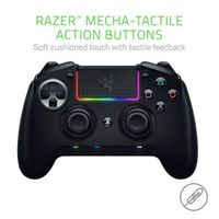 Razer Raiju Ultimate 2019 Wireless and Wired Gaming Controller with Mecha Tactile Action Buttons