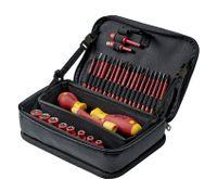 Werkzeug Set slimVario® electric gemischt 32-tlg. inkl. Funktionstasche (43465)