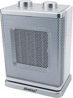 Steba KH 4 - Elektrischer Raumheizlüfter - Keramik - Indoor - Flur - Silber - Weiß - Drehregler Steba
