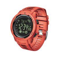 Super Tough Smart Watch Sport Outdoor Bluetooth Uhr Outdoor Rot Stil rot