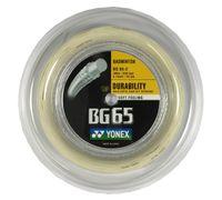 Talbot Torro Badminton-Saite BG 65 amber, 200m Rolle, 0,70mm, Allroundsaite