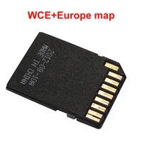 Echte eingebaute Navigationssoftware Europa Karte Wegbeschreibung geben Reisekarte TF-Karte