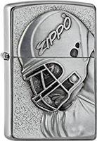 ZIPPO ® Feuerzeug 2005332 Football Emblem