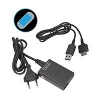 Eaxus® PlayStation Vita USB Ladekabel/Ladegerät 1500 mAh, 1,9 Meter Kabellänge. PS Vita Charging Cable. Zum Aufladen Ihrer Konsole