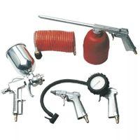 Professional- Brüder Mannesmann fünfteiliges Druckluft-Set 1527Fahrzeuge & Zubehör,Werkstattausrüstung&Werkzeuge,Handwerkzeuge🍥8141