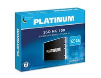 """Platinum HG 100 SSD 2.5"""" 120 GB SATA III max. 500 MB/s"""