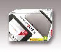 Nintendo 3DS XL Grundgerät - silber/schwarz