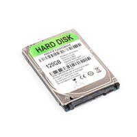 2,5-Zoll-mechanische Festplatte SATA III-Schnittstelle Laptop-Festplatte 120 GB 8 MB Cache 5400 U / min Geschwindigkeit Festplatte fuer Laptop
