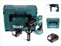 Makita DHR 182 F1J Akku Bohrhammer 18V 1,7J SDS plus Brushless + 1x Akku 3,0Ah + Makpac - ohne Ladegerät