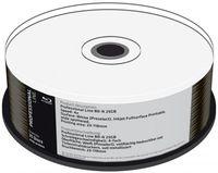 MediaRange MRPL401, BD-R, 120 mm, 25 GB, Weiß, 4x, Tortenschachtel