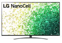 LG NanoCell 55NANO869PA, 139,7 cm (55 Zoll), 3840 x 2160 Pixel, NanoCell, Smart-TV, WLAN, Schwarz