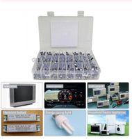 500pcs 24Typ Elkos Elektrolyt Kondensatoren Capacitors Sortiment 0,1-1000UF Set