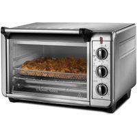 Russell Hobbs Express AIRFRY Mini Backofen Silbermetallic,Hähnchen, Pizza, Toast