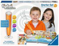 tiptoi® Starter-Set: Stift und Bauernhof-Buch Ravensburger 00804