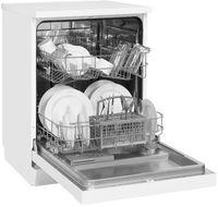 Exquisit Geschirrspüler GSP6012-030E weiss | Standgerät | 12 Gedecke | Weiß