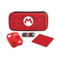 PDP Konsolen-Tasche Deluxe Starter Kit Mario für Nintendo Switch - Rot