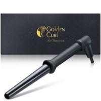 Golden Curl Lockenstab GL506 (Schwarz) 18mm-25mm