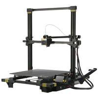 Anycubic Chiron 3D-Drucker-Bausatz, Druckvolumen 400 x 400 x 450 mm mit automatischer Nivellierung und Ultrabase-Heizbett, geeignet für 1,75 mm Filament, TPU, HIPS, PLA, ABS