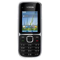 """Nokia C2-01, 5,08 cm (2""""), 320 x 240 Pixel, 0,262144M, 46 MB, 16 GB, 3,2 MP"""
