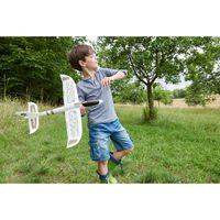 Haba Terra Kids pitchingflugzeug 48 cm weiß
