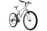 Mountainbike Fully 26 Zoll Zodiac 21 Gänge KS Cycling 572M, 573M, 577M